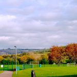View of 3G pitch at The Sports Hub